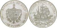 10 Pesos 1992, Kuba, Kubanische Postgeschichte - Postschiff, offene PP ... 25,00 EUR  +  9,90 EUR shipping