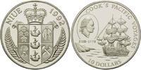 10 Dollars 1992, Niue, Große Entdecker - James Cook pazifische Reise mi... 29,00 EUR  +  9,90 EUR shipping