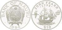 10 Dollars 1994, Nauru, Geschichte der Seefahrt - Fregatte von John Fea... 29,00 EUR  +  9,90 EUR shipping