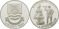 5 Dollars 1996, Kiribati, Geschichte der Seefahrt - John Byron vor Freg... 29,00 EUR  +  9,90 EUR shipping
