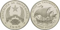 50.000 Pesos 1996, Guinea-Bissau, Geschich...