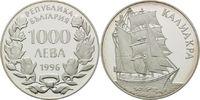 1000 Leva 1996, Bulgarien, Geschichte der ...
