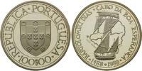 100 Escudos 1988, Portugal, Zeitalter der ...