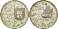 100 Escudos 1989, Portugal, Azoren - Zeita...