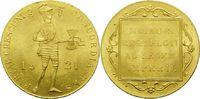 Dukat 1921, Niederlande, Wilhelmina I., 18...