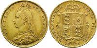 1/2 Sovereign 1892, Großbritannien, Victor...