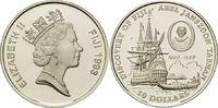 10 Dollars 1993, Fidschi, Fiji, Abel Janszoon Tasman - Entdecker der Fi... 29,00 EUR  +  9,90 EUR shipping