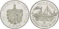 5 Pesos 1992, Kuba, Postgeschichte Kubas - Raddampfer Almendares, offen... 14,00 EUR  +  9,90 EUR shipping