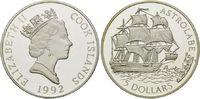 5 Dollars 1992, Cook Inseln, Geschichte der Seefahrt - Expeditionsschif... 10,00 EUR  +  9,90 EUR shipping