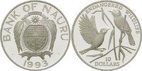 10 Dollars 1993, Nauru, WWF, bedrohte Tierwelt - Teichrohrsänger, offen... 32,00 EUR  +  9,90 EUR shipping