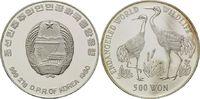 500 Won 1992, Nord Korea, WWF, bedrohte Tierwelt - Kraniche, PP angelau... 29,00 EUR  +  9,90 EUR shipping