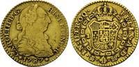 Escudo 1787 M-D.V, Spanien, Karl III, Mzz....