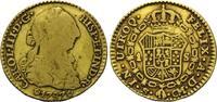 Escudo 1787 S-CM, Spanien, Karl III, Mzz.:...