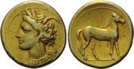 AV Shekel-Didrachme 310-270 v.C Zeigitana ...