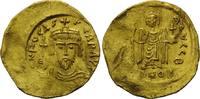AV Solidus 602-610, Byzanz, Phocas (602-61...