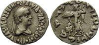 AR Drachme 110-80 v.Chr., Baktrien, Apollo...