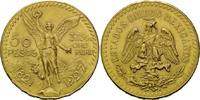 50 Pesos 1927, Mexiko, Centenario, vz+, Kr...