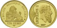 12,5 Euro Gold 2007, Belgien, 1/25 Unze, L...