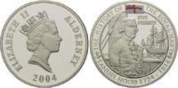 5 Pfund 2004, Alderney, Geschichte der Roy...