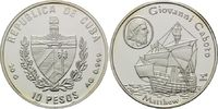 10 Pesos 2004, Kuba, Geschichte der Seefah...