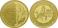 100 Euro 2011, Belgien, 150. Geburtstag vo...