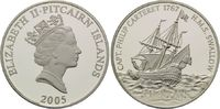 5 Dollars 2005, Pitcairn, Geschichte der Seefahrt, Segelschiff HMS Swal... 45,00 EUR  +  9,90 EUR shipping