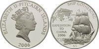 5 Dollars 2006, Pitcairn, Geschichte der Seefahrt, Segelschiff 'Göthebo... 45,00 EUR  +  9,90 EUR shipping