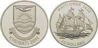 5 Dollars 2011, Kiribati, Geschichte der S...