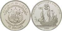 10 Dollars 2005, Liberia, Geschichte der S...