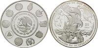 5 Pesos 2003, Mexico, Geschichte der Seefa...