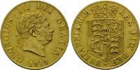 1/2 Sovereign 1818, Großbritannien, Georg ...