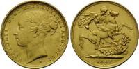 Sovereign 1887 S, Australien, Victoria, 18...
