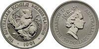 50 Dollars 1991, Australien, Koala, st