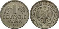 Mark 1950 G, Bundesrepublik Deutschland, K...