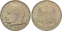 2 Mark 1958 F, Bundesrepublik Deutschland,...