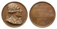 Br.-Medaille 1823 Musik, SACCHINI, ANTONIO...