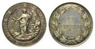 Silberne Verdienstmedaille o.J. Gartenbau ...