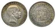 Taler 1854 Hessen-Kassel, Friedrich Wilhel...