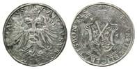 Taler 1548, Regensburg, Stadt, ss