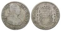 2 Reales 1805 TH Mexiko, Karl IV., 1788-18...