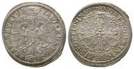 Gulden zu 60 Kreuzern 1693, Frankfurt, Sta...