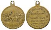 Medaille 1913, Hamburg, 100jähriges Jubilä...