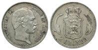 2 Kronen 1875, Dänemark, Christian IX., 18...