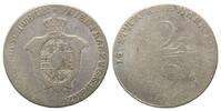 Gulden = 2/3 Taler 17XX, Mecklenburg-Schwe...
