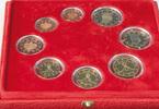 Euro-Kursmünzensatz 2006, Monaco, Albert I...