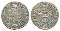 Groschen 1539, Danzig, Sigismund I., 1506-...