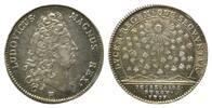 Jeton 1711 v. TB, 1711, Frankreich, Ludwig...