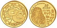 50 Euro 2013 Frankreich, Jahr der Schlange...