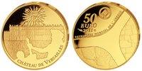50 Euro 2011 Frankreich, UNESCO - Versaill...
