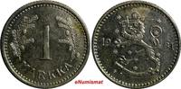 1 SKILLING 1764 World Coins SWEDEN COPPER ...